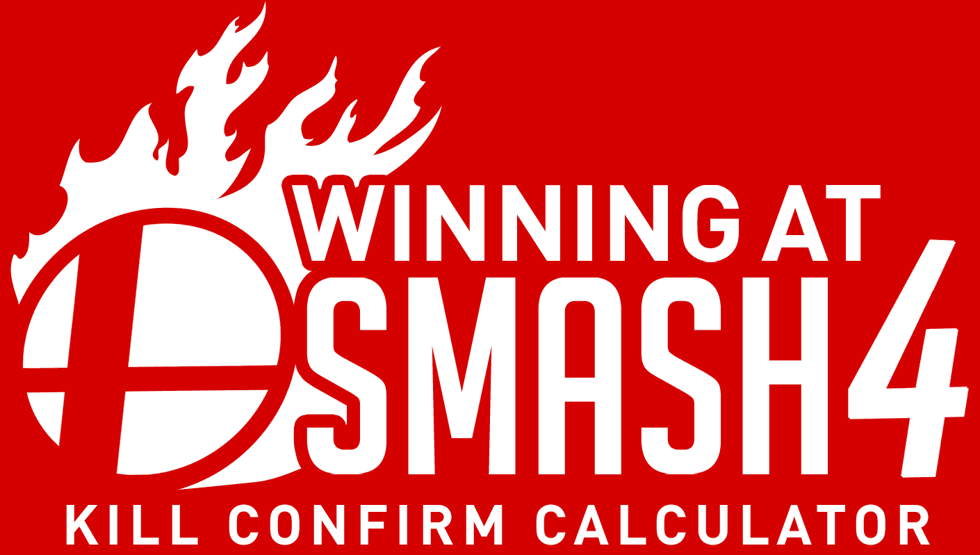 Winning at Smash 4 Logo